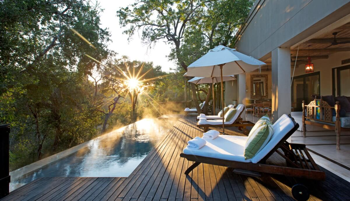 Royal Malewane Luxury Kruger Park Safari Lodge The