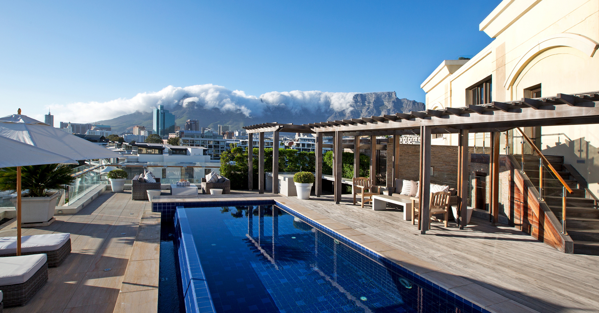 The One Above Luxury Cape Town Penthouse The Royal