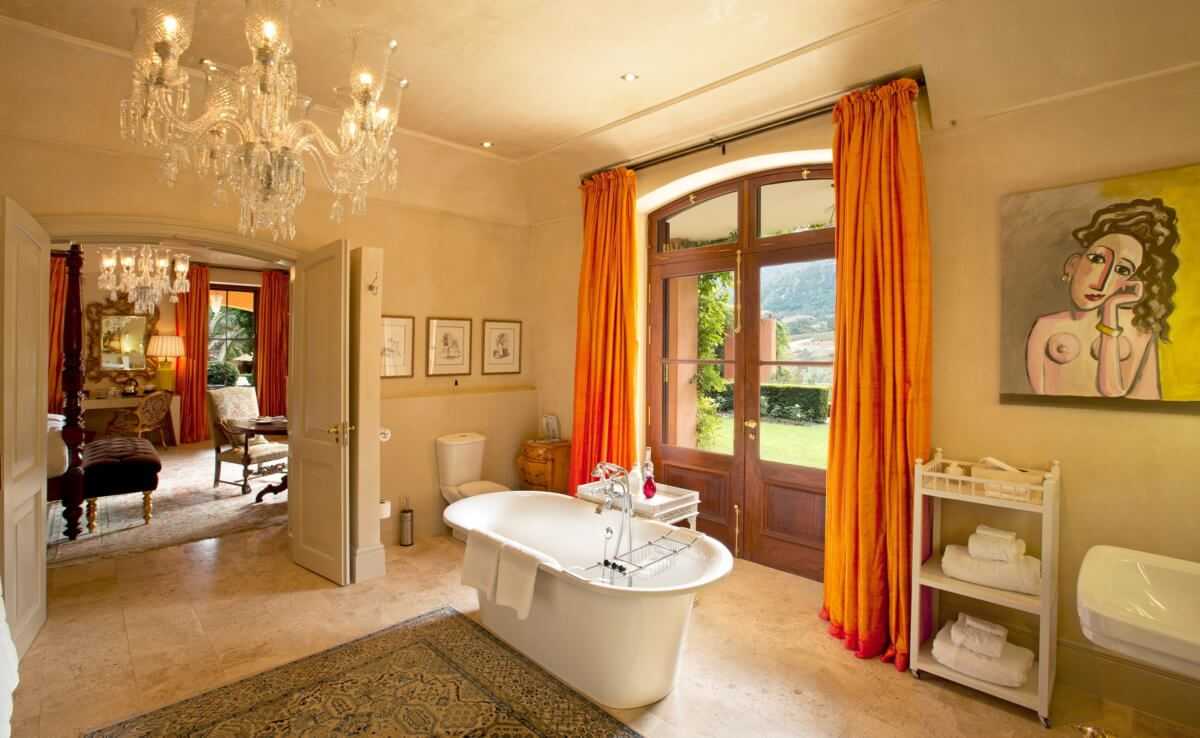 La Residence Luxury Franschhoek Hotel Accommodation