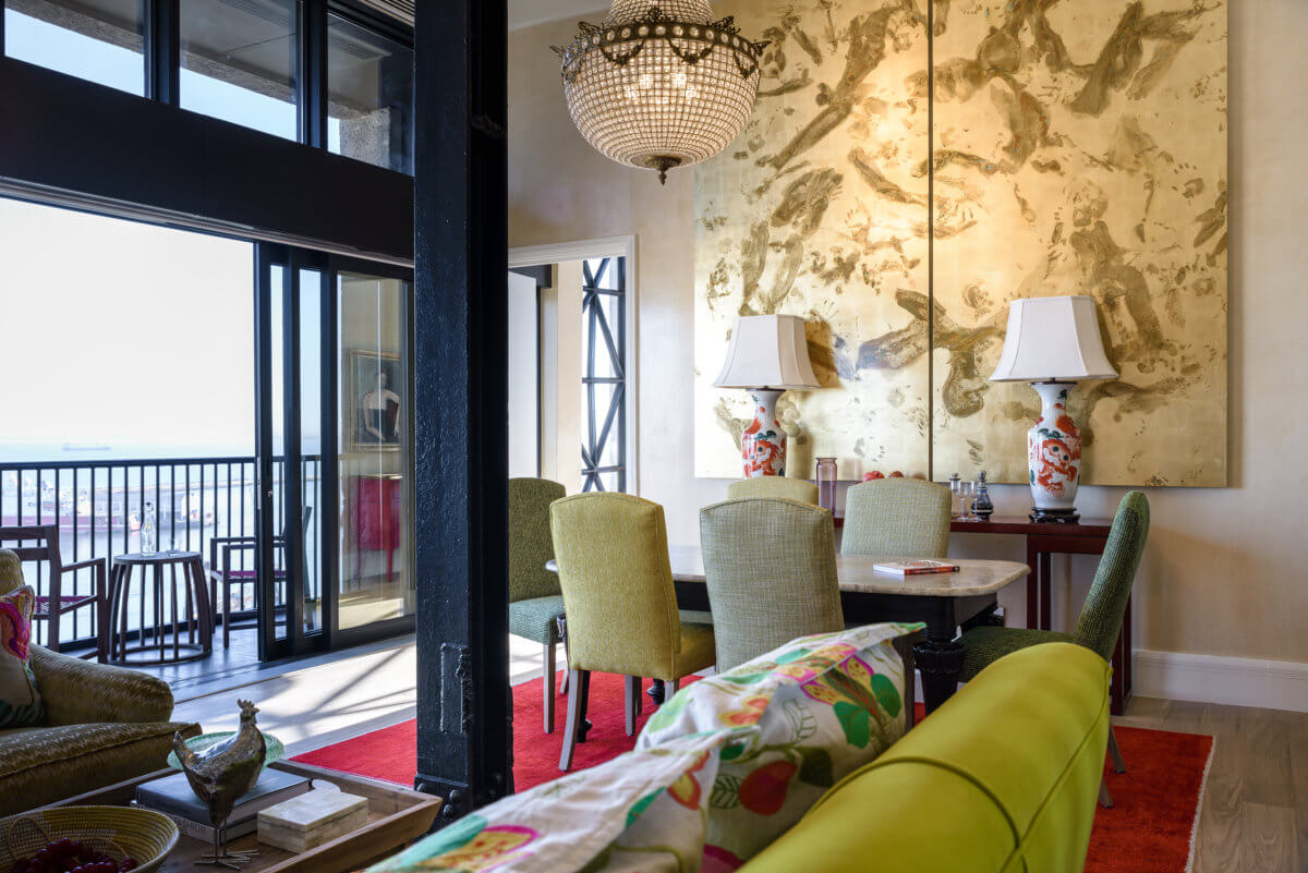 100 the royal residence dining room the royal for Best private dining rooms cape town