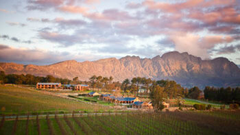 Luxury Hotel Accommodation in Franschhoek