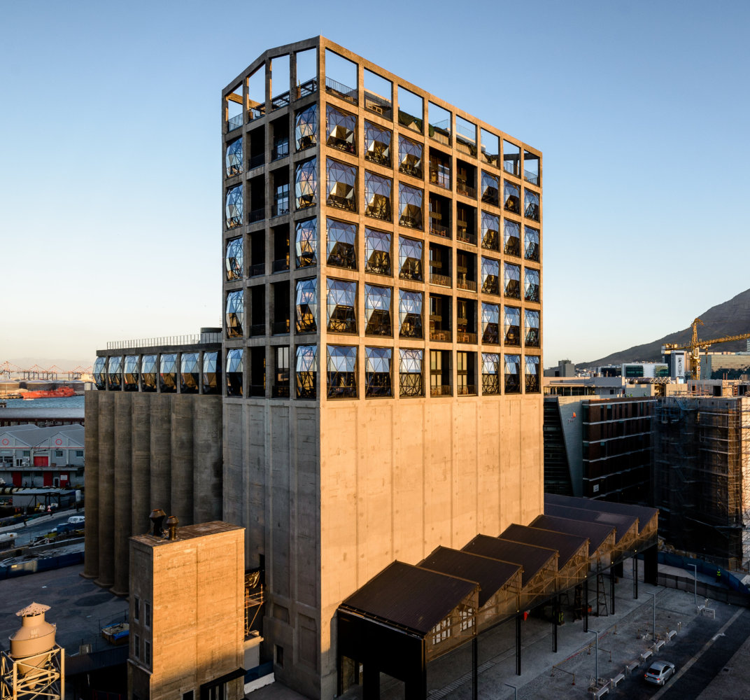 Image result for The Silo Hotel in Cape Town